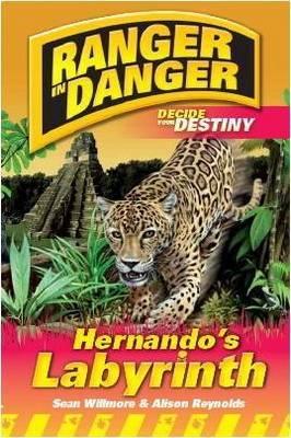 Ranger in Danger Hernando's Labyrinth by Sean Willmore