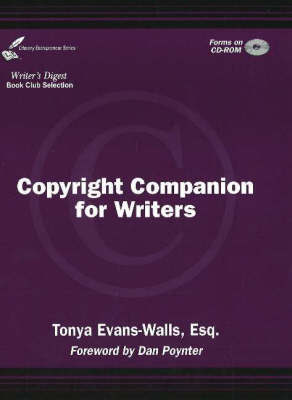 Copyright Companion for Writers by Tonya Evans-Walls image