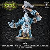 Hordes: Trollblood Rok Character Heavy Warbeast