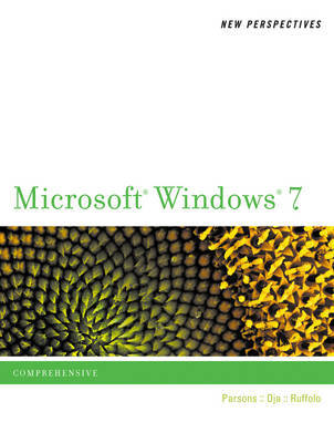 New Perspectives on Microsoft Windows 7 by June Jamnich Parsons