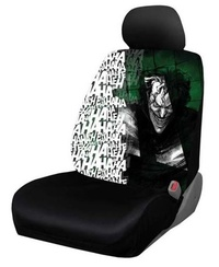 DC Comics: Joker (Laughs) - Low Back Seat Cover