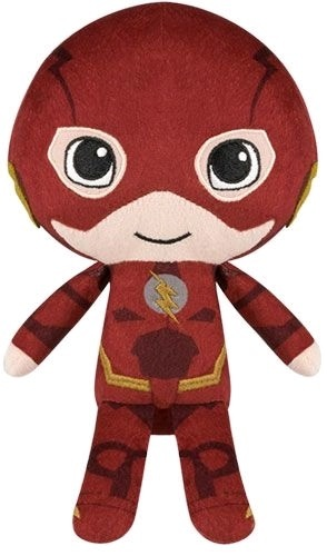 Justice League - Flash Hero Plush image