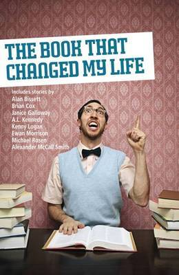 The Book that Changed My Life by Scottish Book Trust image