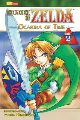 The Legend of Zelda, Volume 2: Ocarina of Time by Akira Himekawa
