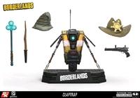 Borderlands 2 - Claptrap Deluxe Action Figure Set