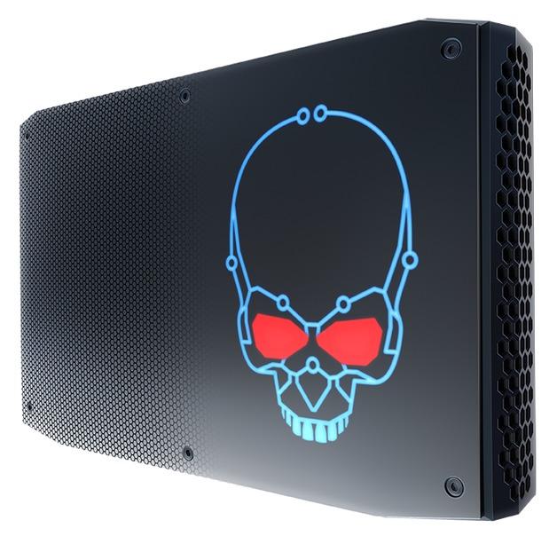 Intel NUC Barebone Mini PC i7 Hades Canyon