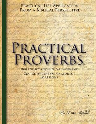 Practical Proverbs for Older Students by Dara Halydier image