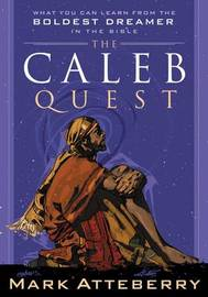 The Caleb quest by Mark Atteberry image
