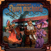 Magnificent Flying Machines - Board Game