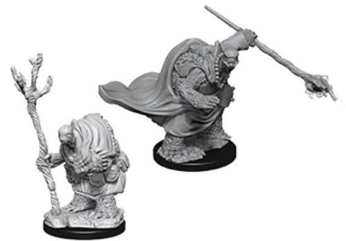 D&D Nolzur's Marvelous: Unpainted Miniatures - Tortles Adventurers