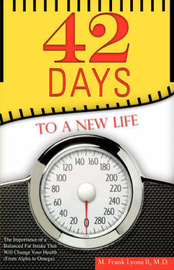 42 Days to a New Life by M. Frank Lyons II image