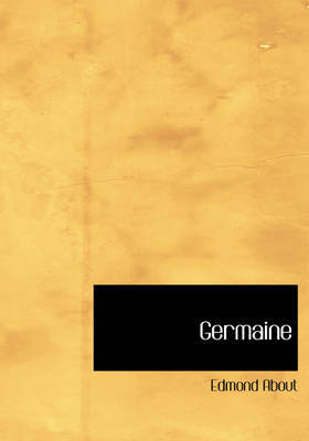 Germaine by Edmond About image