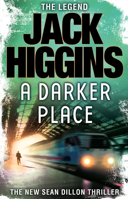A Darker Place by Jack Higgins image