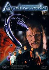 Andromeda 1.9 on DVD