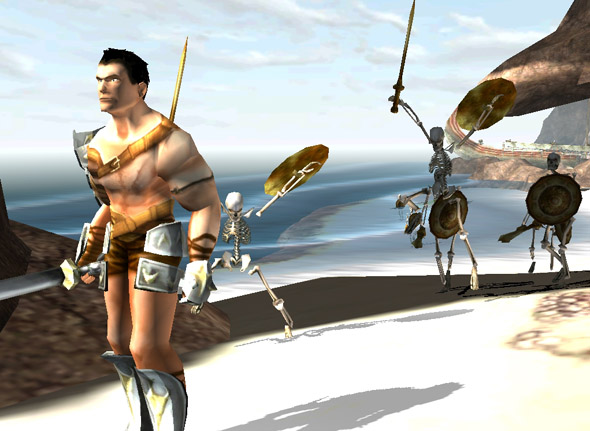 Gladiator: Sword of Vengeance for Xbox image