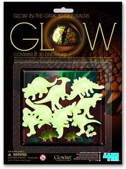 4M: Glow In The Dark 3D Dinosaur image