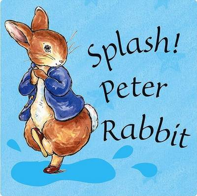 Peter Rabbit Seedlings Bath Book