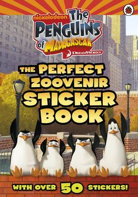 The Perfect Zoovenir Sticker Book image