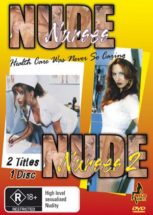 Nude Nurses / Nude Nurses 2 on DVD image