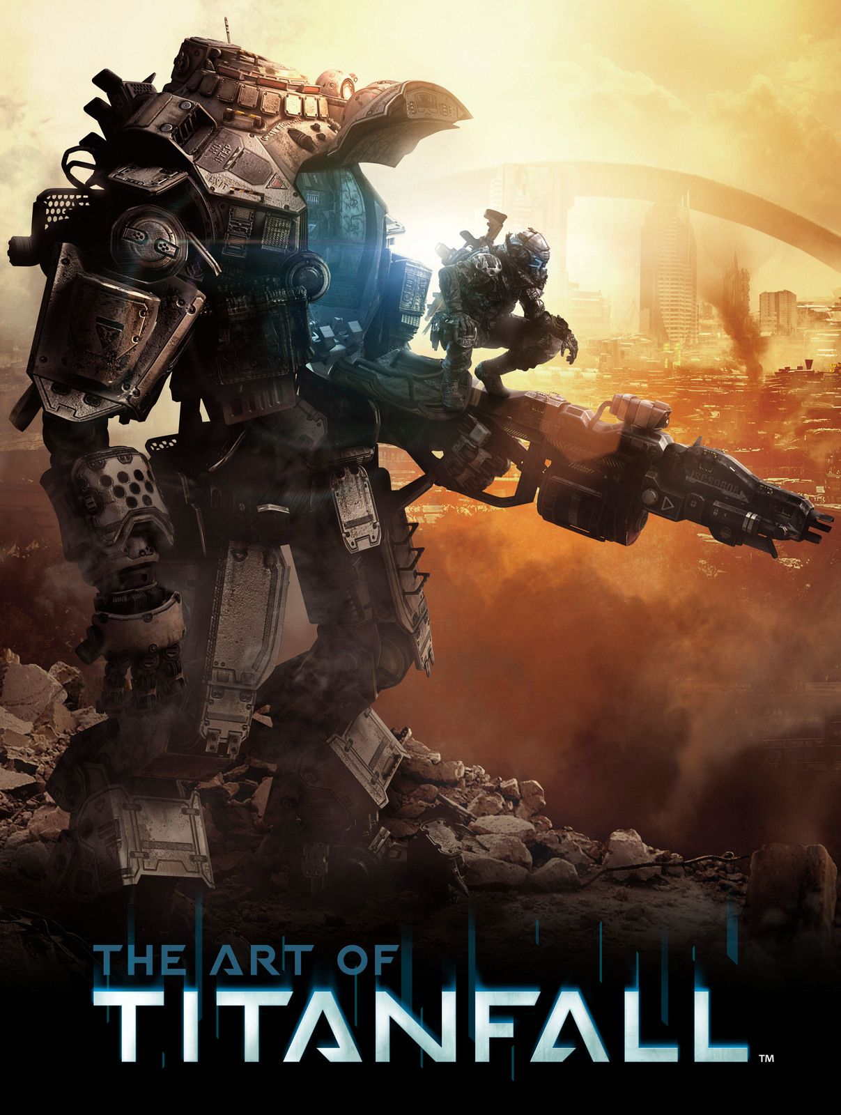 The Art of Titanfall by Andy McVittie image