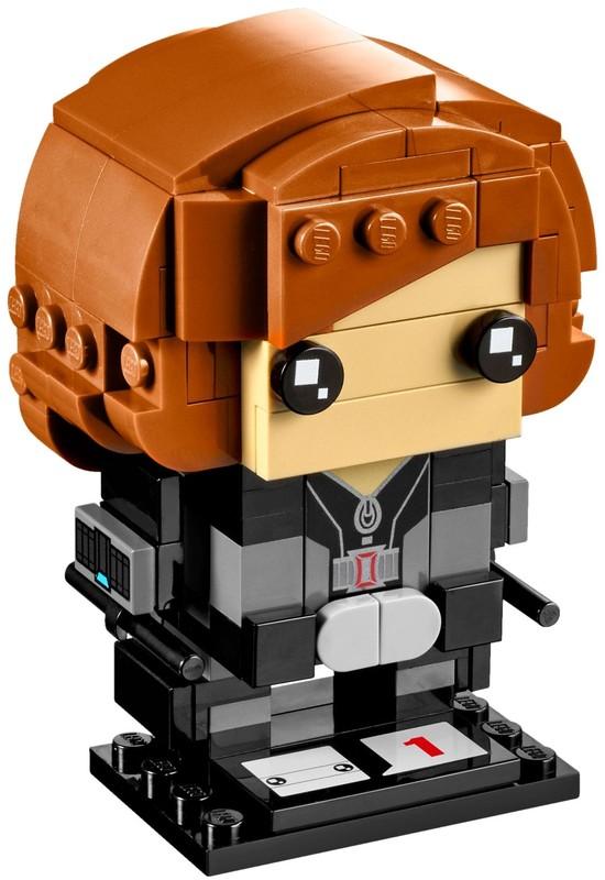 LEGO Brickheadz - Black Widow (41591)