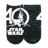 Star Wars: 40th Logo - Ladies Socks