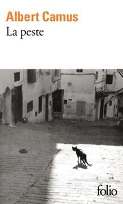 La peste by Albert Camus image