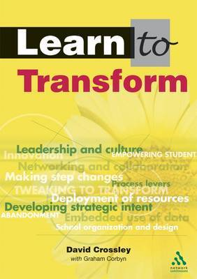 Learn to Transform by David Crossley image