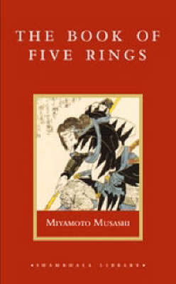 The Book of Five Rings by Musashi Miyamoto image