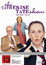 The Catherine Tate Show - Series 2 on DVD image
