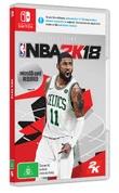 NBA 2K18 for Nintendo Switch
