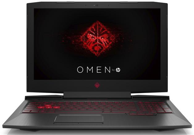"OMEN 15-ce037TX 15.6"" Gaming Laptop, Intel Core i7-7700HQ, 8GB RAM, NVIDIA GTX 1050 2GB"