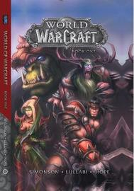 World of Warcraft: Book One by Walter Simonson image