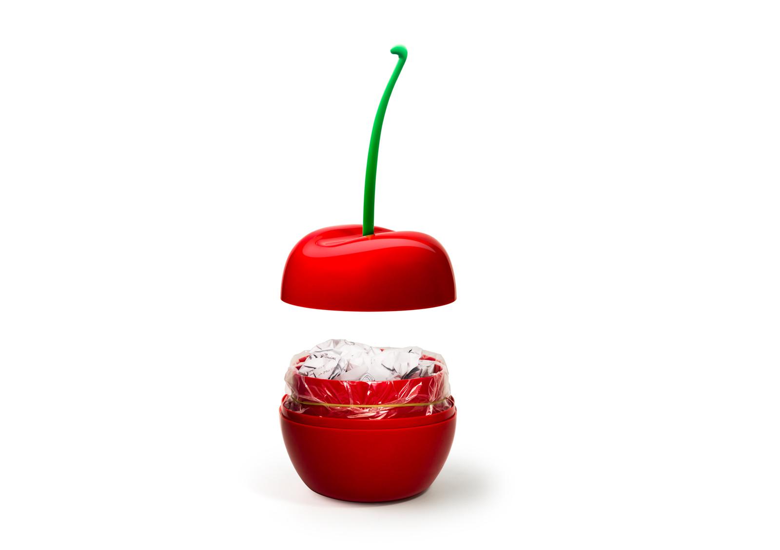 Qualy Cherry Bin image