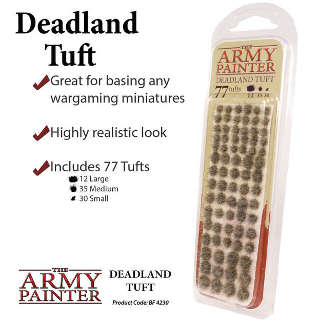 Army Painter Deadland Tuft