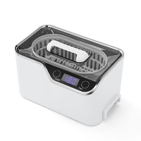 Kogan: Ultrasonic Jewellery Cleaner with Touch Panel (600ml)