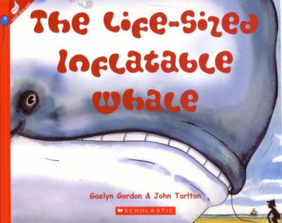 The Life-Sized Inflatable Whale by Gaelyn Gordon image