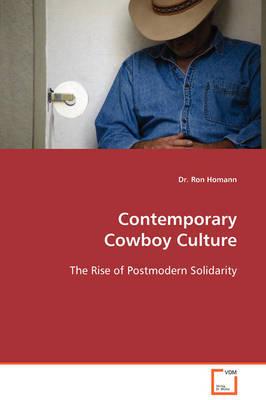 Contemporary Cowboy Culture by Ron Homann image