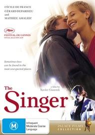 The Singer on DVD