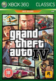 Grand Theft Auto IV (Classics) for Xbox 360
