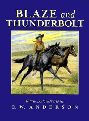 Blaze and Thunderbolt by Clarence William Anderson image