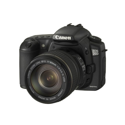 Canon Digital SLR Camera EOS 20D 8.2MP with 18-55 Lens