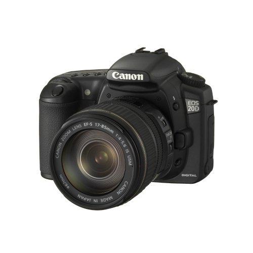 Canon Digital SLR Camera EOS 20D 8.2MP with 18-55 Lens