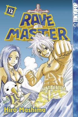 Rave Master: v. 13 by Hiro Mashima