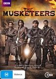 The Musketeers - Season 1 DVD