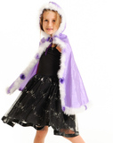 Fairy Girls - Heavenly Cape (Lilac, age 3-7)