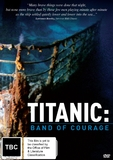 Titanic Band Of Courage DVD
