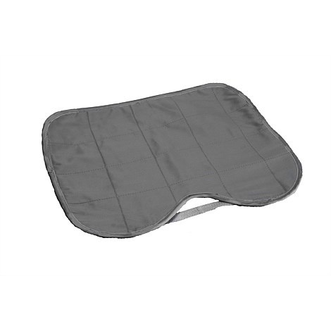 Brolly Sheets Car Seat Protector (Grey)