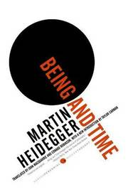 Being and Time by Martin Heidegger