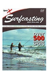 Spot X Surfcasting New Zealand by Mark Airey